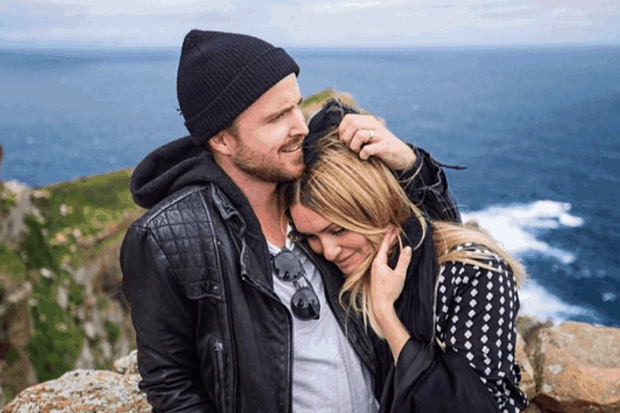 #MCM: 11 Times Aaron Paul's Instagram Made Us Wish He Was Our Boyfriend