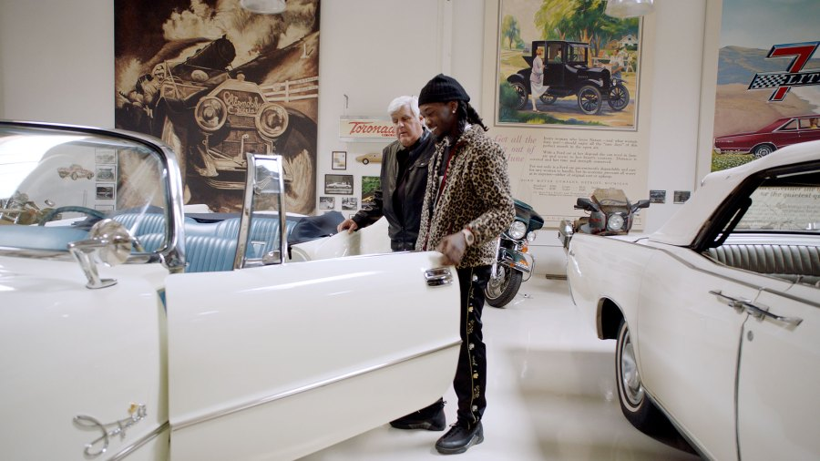 Offset Takes Fans Inside the World of Cars Quibi