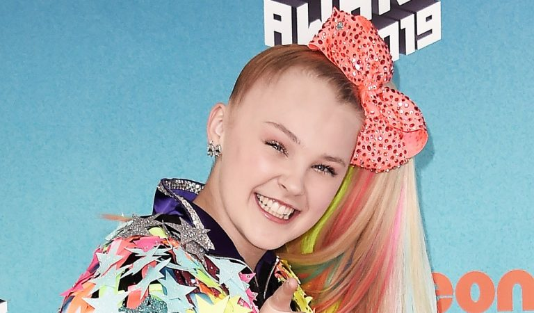 Not Today! JoJo Siwa Claps Back at Trolls Who Tell Her to 'Act Her Age'