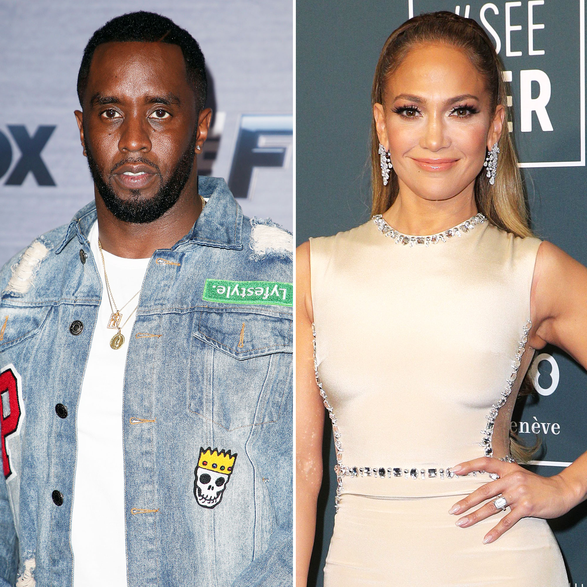 Diddy Thought It Was Really Important to Have Close Friend Jennifer Lopez Involved in His Instagram Dance-a-Thon