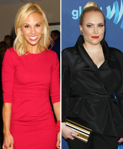 Elisabeth Hasselback Slams Meghan McCain's Coronavirus Comments: 'We Should Not Be Judging One Another'
