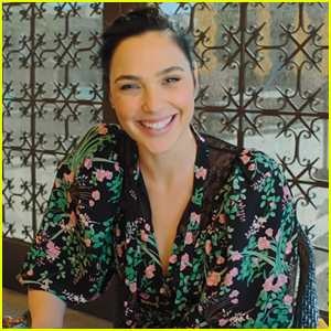 Gal Gadot Teaches Hebrew & How To Properly Pronounce Her Name in Vogue's 73 Questions