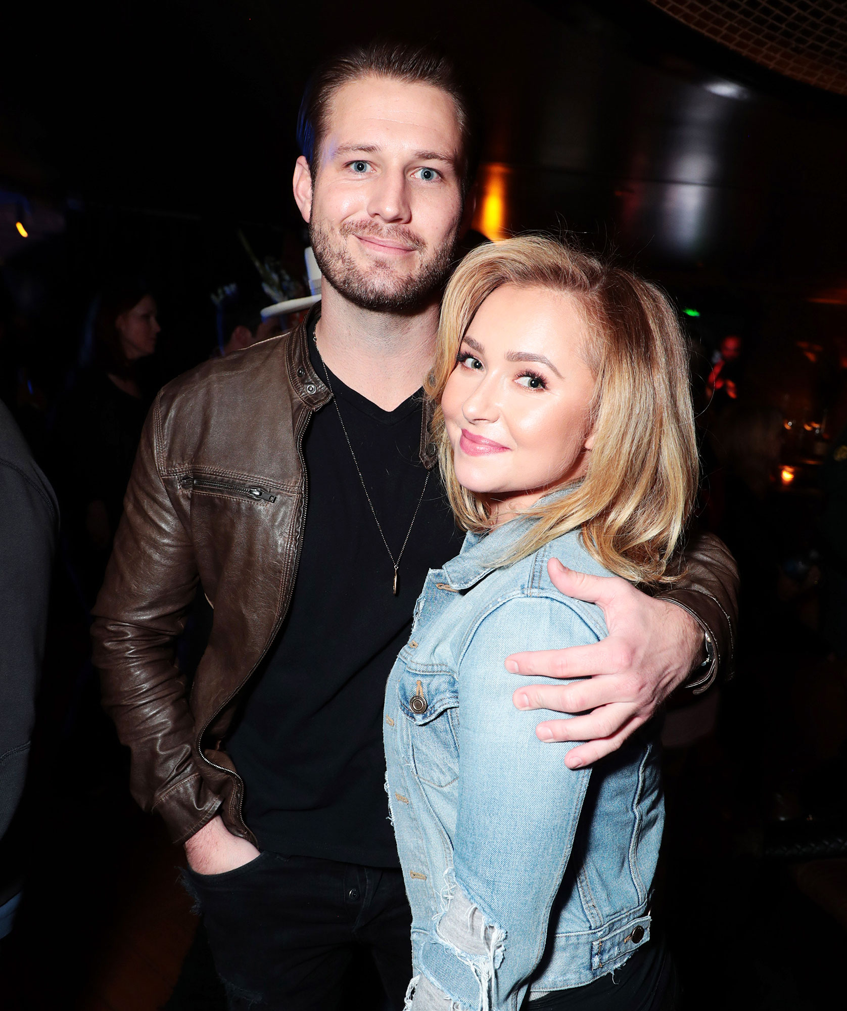Hayden Panettieres Boyfriend Brian Hickerson Pleads Not Guilty to Domestic Battery