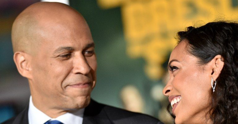 Hollywood, Politics and Love: The Cory Booker & Rosario Dawson Story