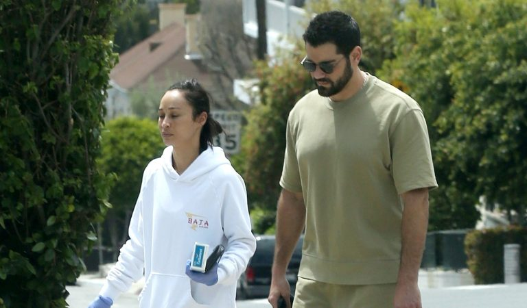 Jesse Metcalfe & Cara Santana Spotted Together in L.A., Three Months After Breaking Up