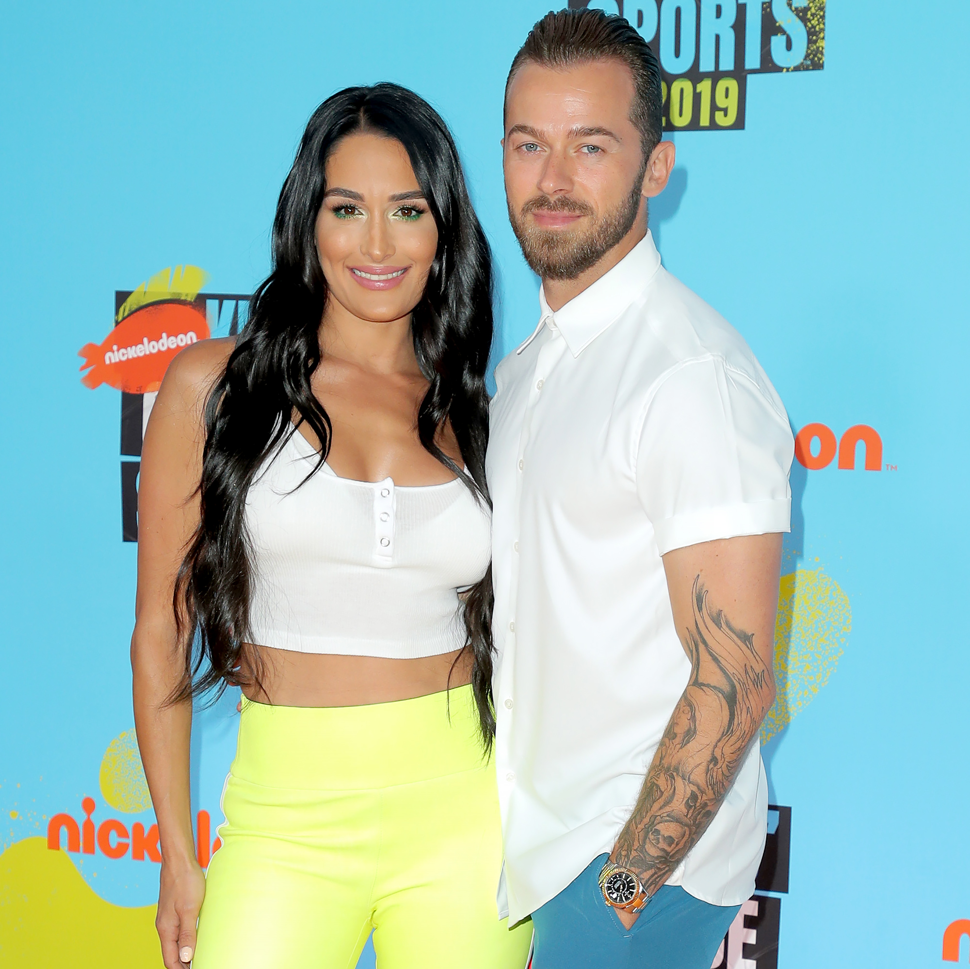 Why Nikki Bella Mom Refused to Have Artem Chigvintsev in Family Photo