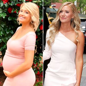 Pregnant Jenna Cooper Says Lauren Burnham Has Given Really Helpful Parenting Advice