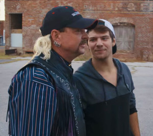 Tiger King's Dillon Passage Is Looking Forward to Conjugal Visits With Husband Joe Exotic