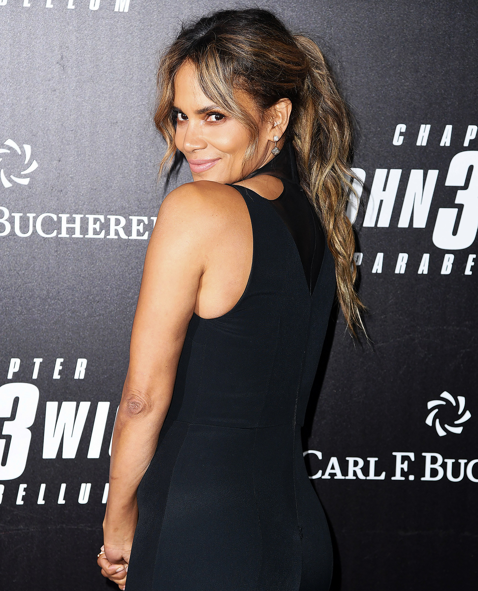 Halle Berry Reveals She Shaved 12-Year-Old Daughter Nahla Head
