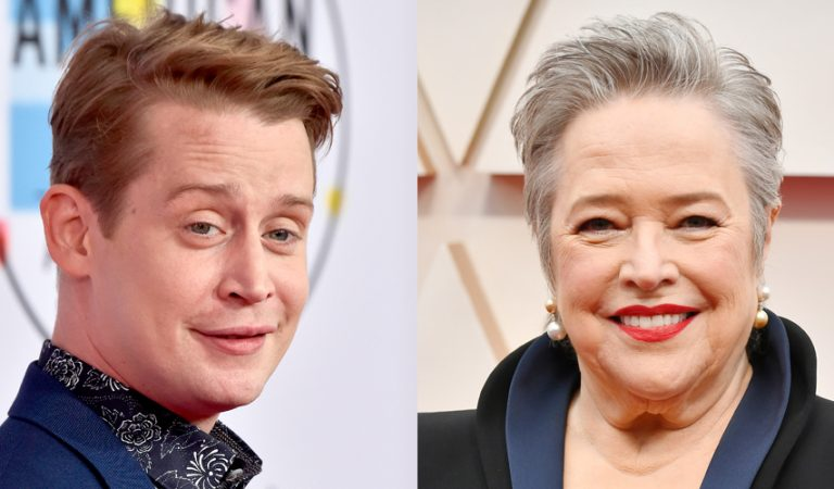 Macaulay Culkin's 'AHS' Character Has 'Crazy, Erotic Sex' with Kathy Bates