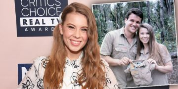 An Inside Look At Bindi Irwin's Road To Motherhood: Pregnant With Twins