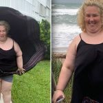Mama June Recreates Marilyn Monroe Moment During Tropical Storm Isaias: See The Photos