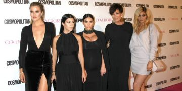 Fashion Family! The Kardashians And Jenners Best Red Carpet Moments