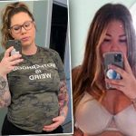 Flaunt It! Teen Mom Kailyn Lowry Goes Topless After Having Fourth Baby