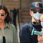 Pics: Exes Irina Shayk And Bradley Cooper Go For A Stroll With Daughter In NYC