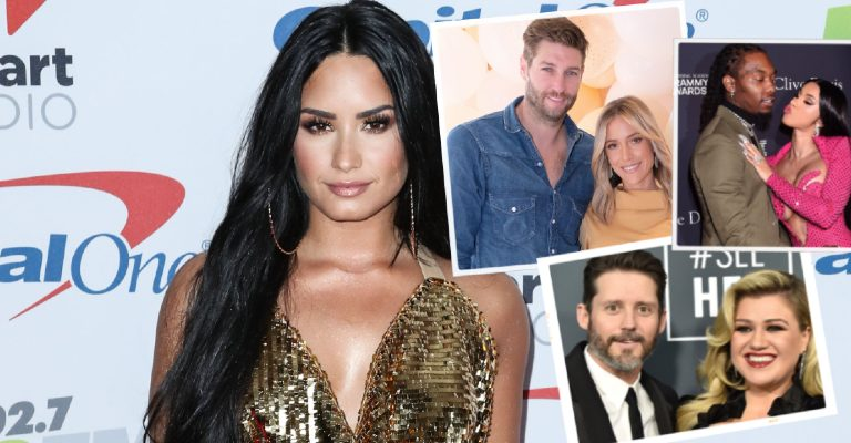 Social Distancing For Good: Celeb Couples Who've Called It Quits During Quarantine