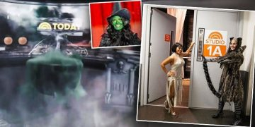 'Today' Celebrates Best Of Broadway—See The Stellar Halloween Costumes From 'Hamilton,' 'Wicked' & More!