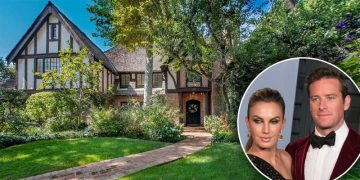 Inside Armie Hammer & Elizabeth Chambers's $5.8 Million Home: See Photos