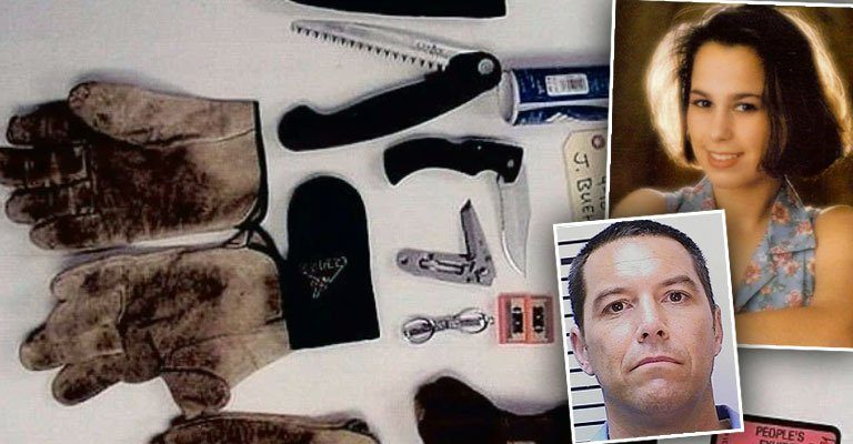 See Chilling Photos Of Weapons, $15K & More In Scott Peterson's Car When He Tried To Run Away Before Arrest