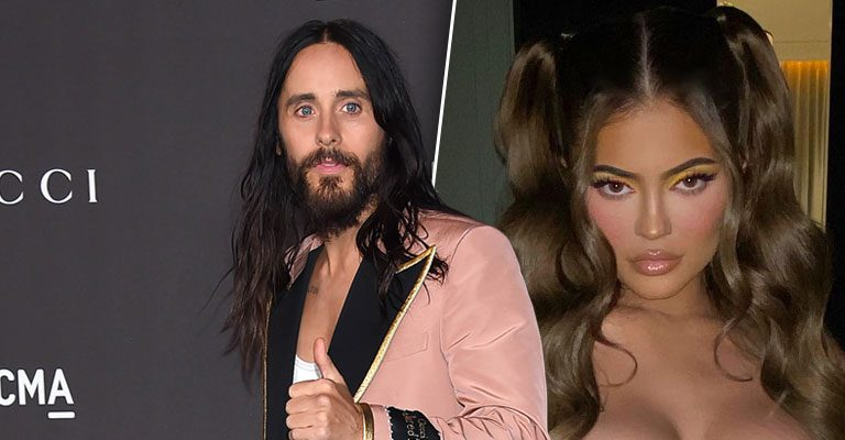 Thirst Traps For A Good Cause! Kylie Jenner, Jared Leto & More Want You To Vote
