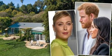 What Celeb Is Prince Harry & Meghan Markle's Newest Neighbor? See Her Glam Digs!