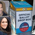 Celebs Who Voted For The First Time — Meghan Markle, Ryan Reynolds & More