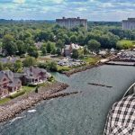 Tristan Thompson's Waterfront Mansion On Lake Erie Is The Perfect Escape—See Photos